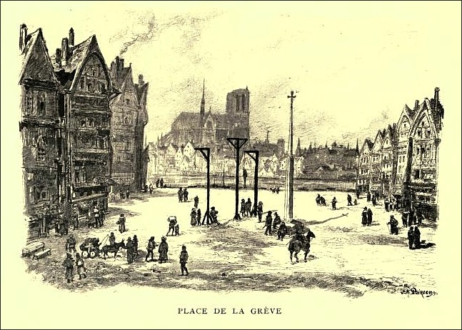 Paris – Place de la Grève