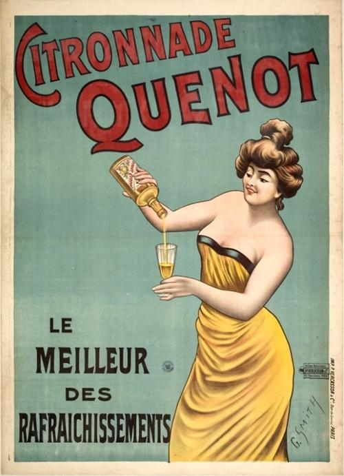 Citronnade Quenot
