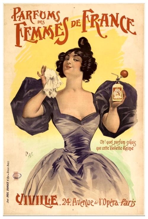 Parfums des Femmes de France